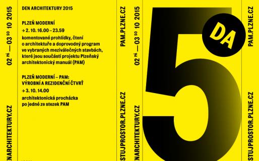 Den architektury 2015 | PLZEŇ MODERNÍ