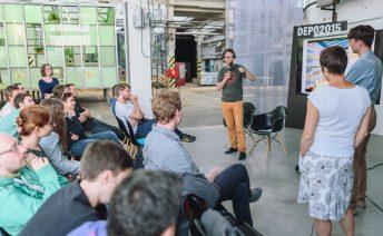 Dialogy o architektuře – teoretik : praktik