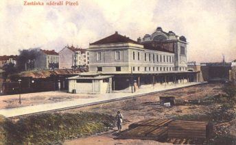 Smrt a život plzeňských nádraží